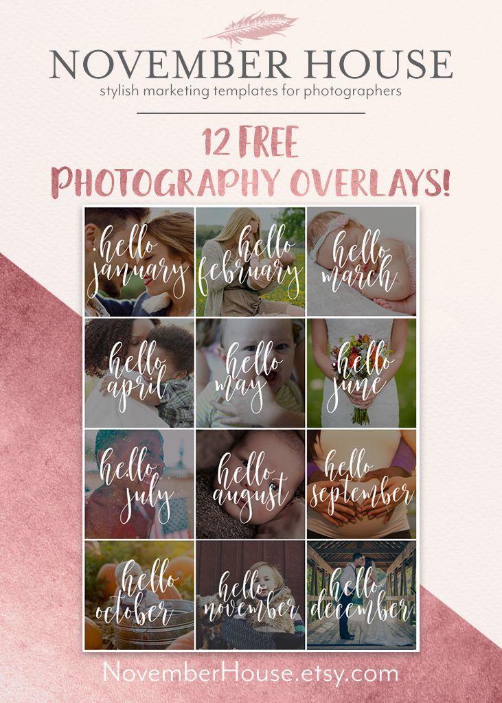 november house stylish marketing templates for photographers get