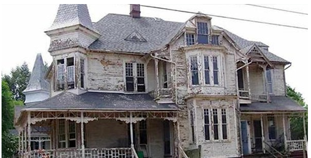 #1 This House Was In Dire Need Of Some Restoration This House From 1887 Was