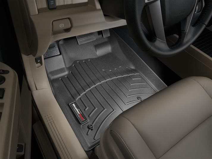 2012 Honda Pilot Weathertech Floorliner Custom Fit Car Floor Protection From Mud Water Sand And Salt Weather Tech Weather Tech Floor Mats Floor Liners