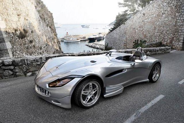 Galería: Veritas RS3 Roadster: El híbrido más rápido del mundo