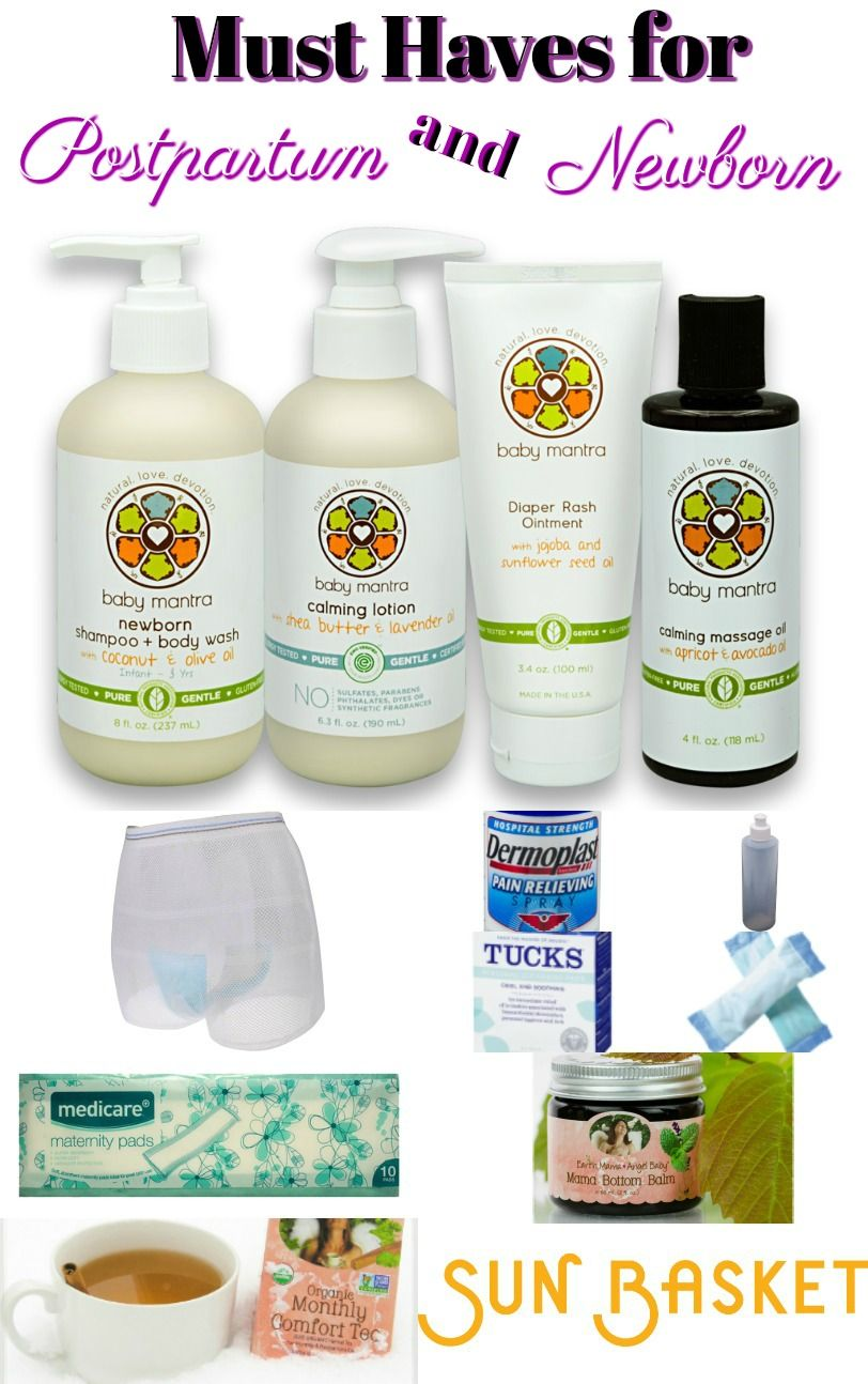 Postpartum Must Haves For Mommy And Newborn  Postpartum -5214