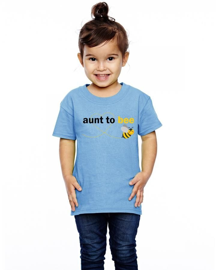 Aunt To Bee Toddler T-shirt
