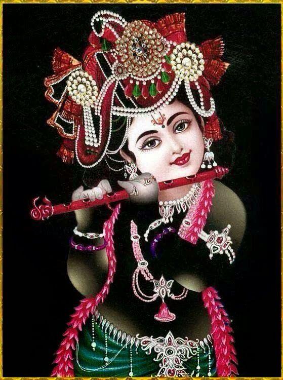 Shri Krishna Janmashtami Full Hd Wallpaper