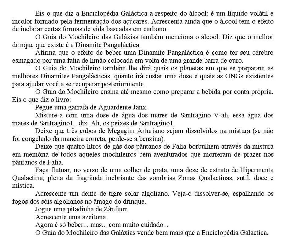 #ClippedOnIssuu from Colecao douglas adams o guia do mochil douglas adams