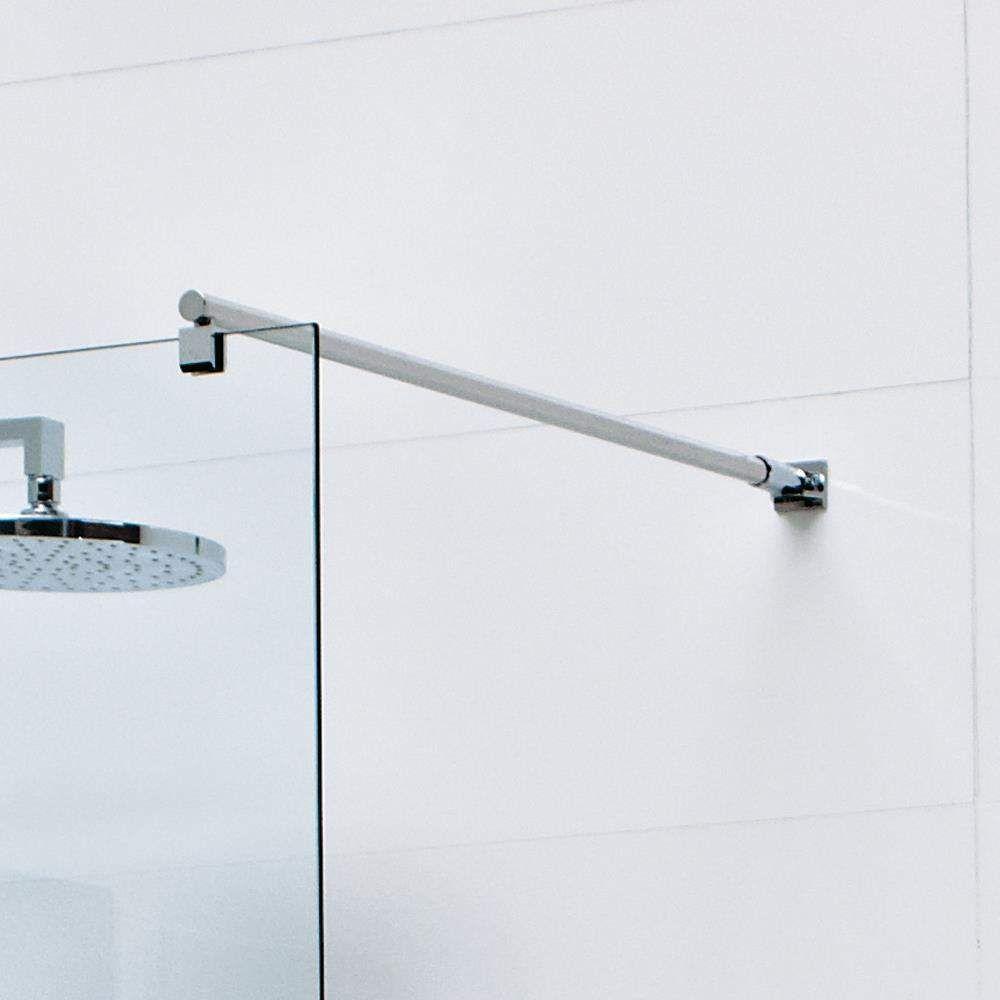 Roman Wetroom Glass Straight Support Bar LBBK4590 | Loft Ideas ...