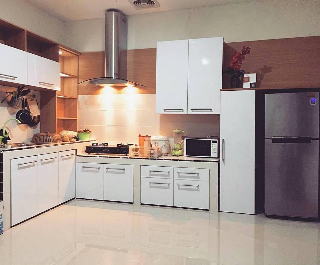 kitchen set mini 2017 dapur minimalis idaman pinterest
