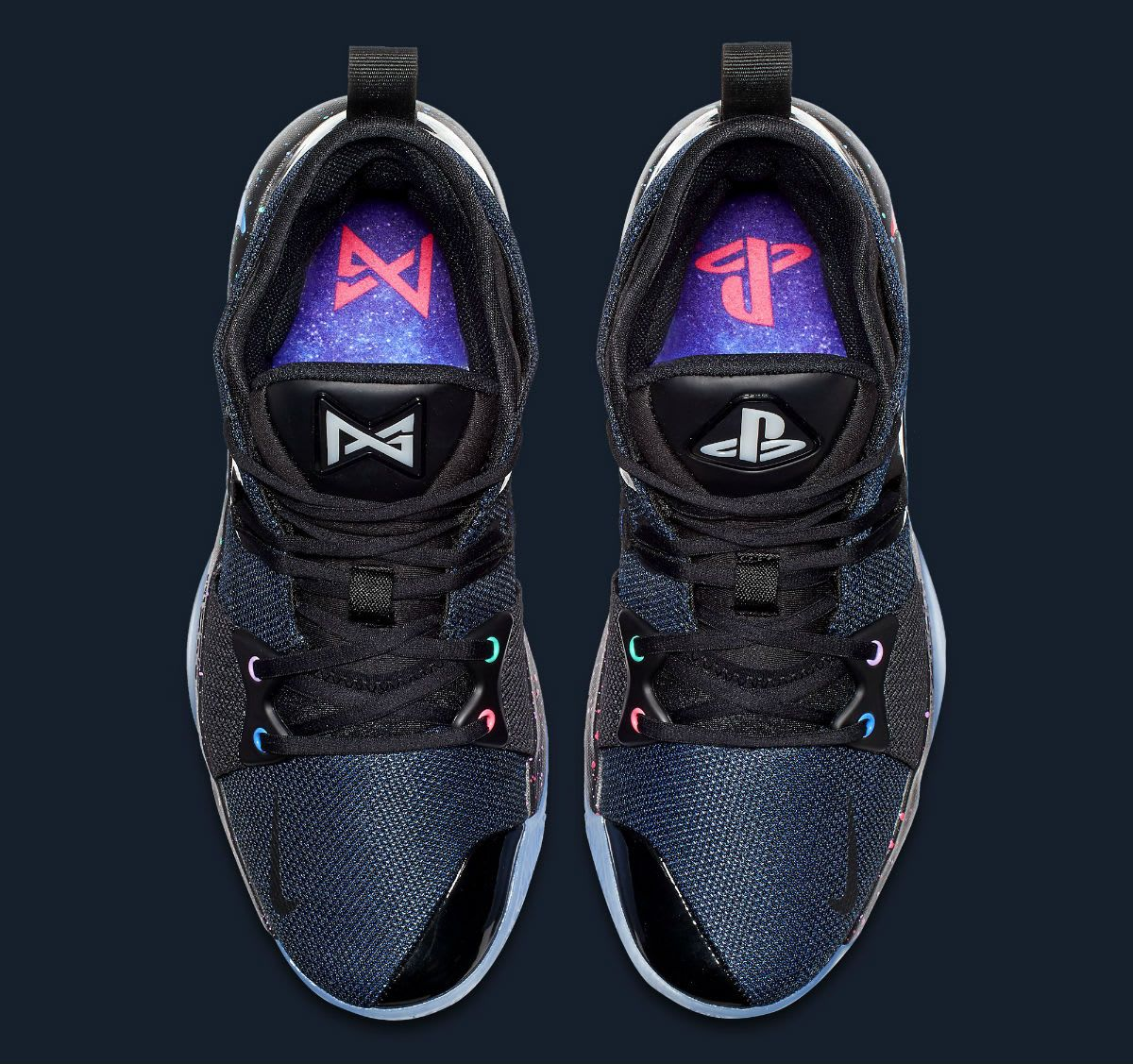 Nike PG2 PlayStation Shoes | Basketball shoes, Best sneakers