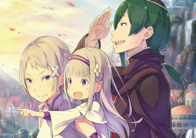 Anime ReZERO Starting Life in Another World Petelgeuse