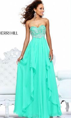 pretty prom dresses - Google Search | cute clothing | Pinterest ...