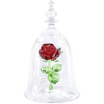 Nicht Gefunden Schmuck Disney Beauty The Beast Enchanted Rose