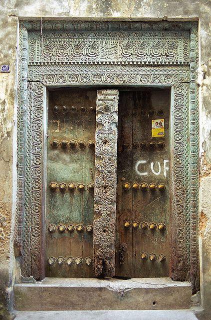 Zanzibar Doors 14 Zanzibar Indian Doors Old Doors