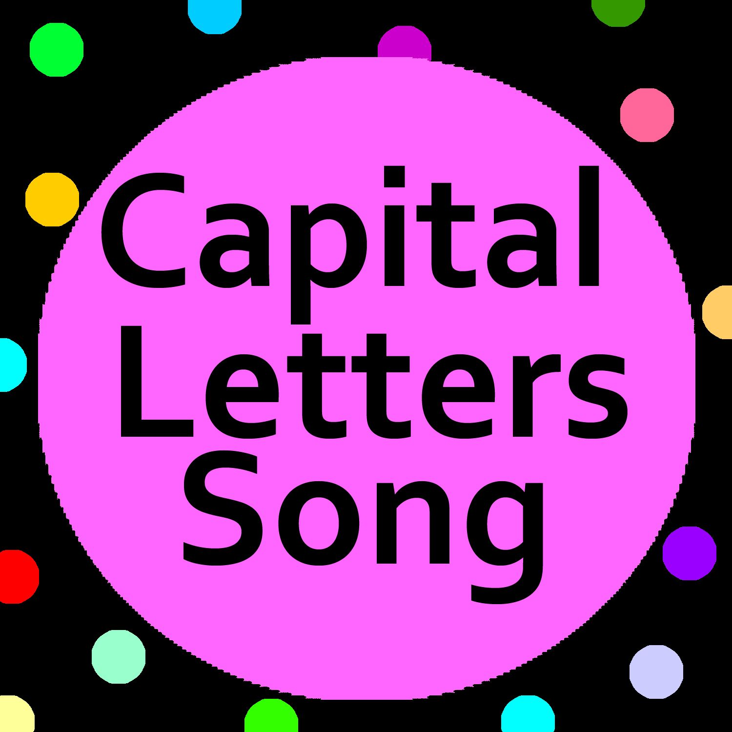 the use of abc in capital Note: if the target audience's native language already uses the latin alphabet,  then much  each letter has a lower-case and an upper-case (or capital) form.