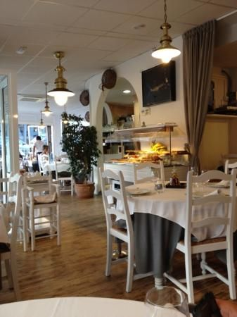 Restaurant xaco. Platja d'Aro Marisqueria