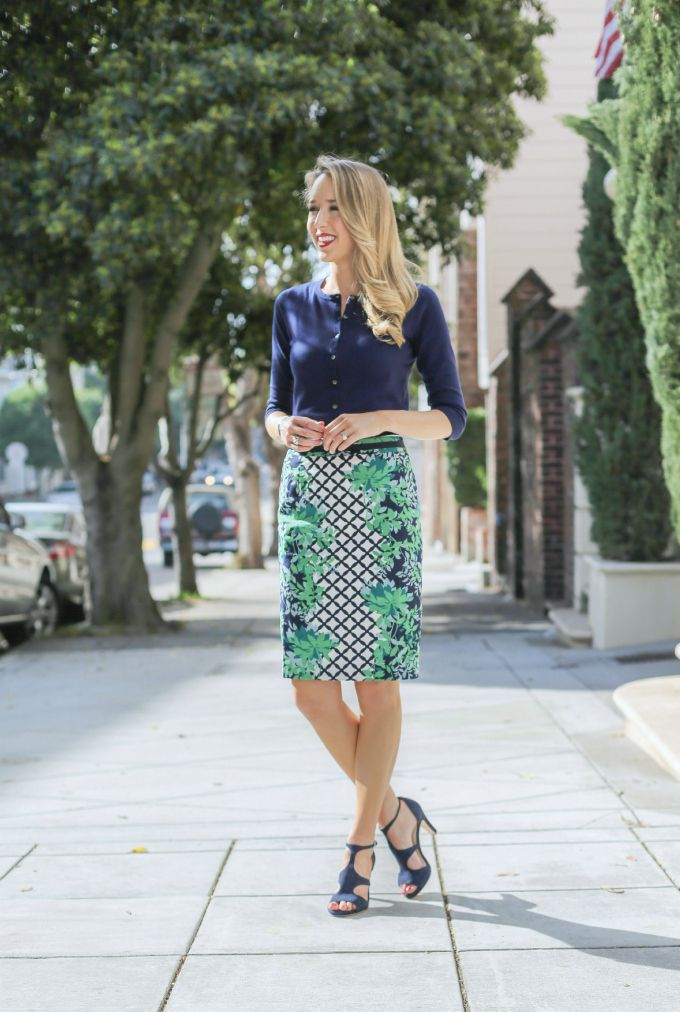 51dfc844cab2 Mary Orton  How to Style Your Pencil Skirt – Glam Radar