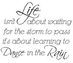 Dance ladies, dance! Celebrate!! #dance #rain #celebrate #quotes