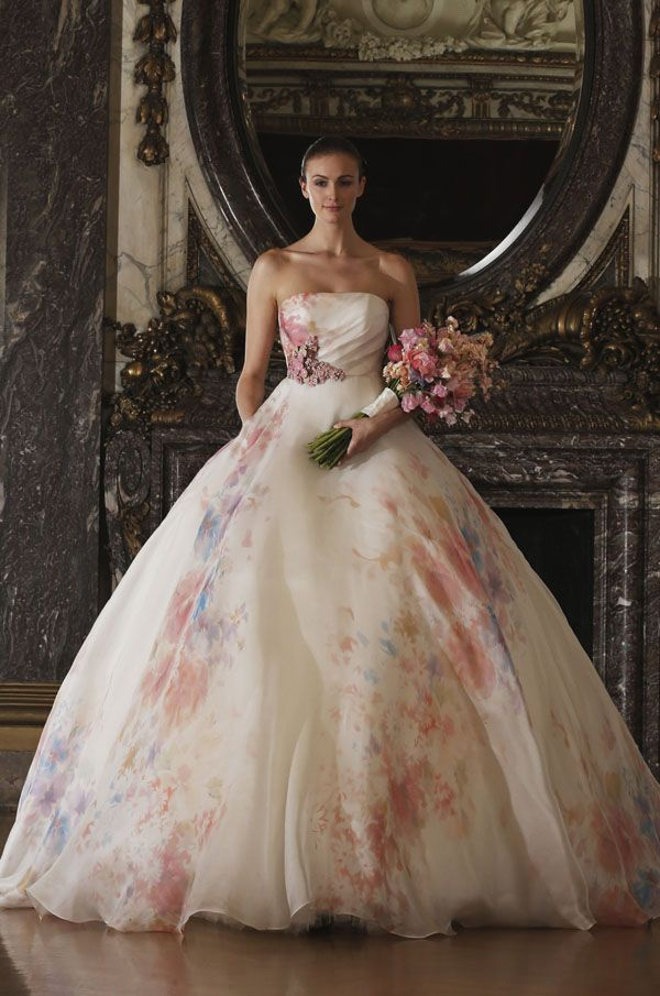 10 Gorgeous Wedding Dress Colors That Totally Stand Out | Wedding ...