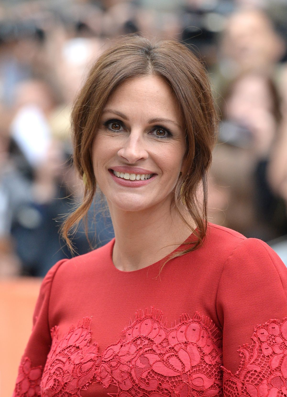 Julia Roberts At Premiere Of August Osage County At Tiff