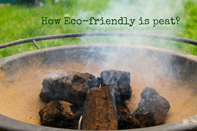 How Eco-friendly is Peat? Featuring guest blogger Pogue.