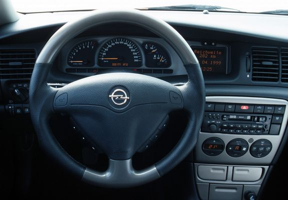 Pictures Of Opel Vectra I500 B 1998 2000 Opel Vectra Opel