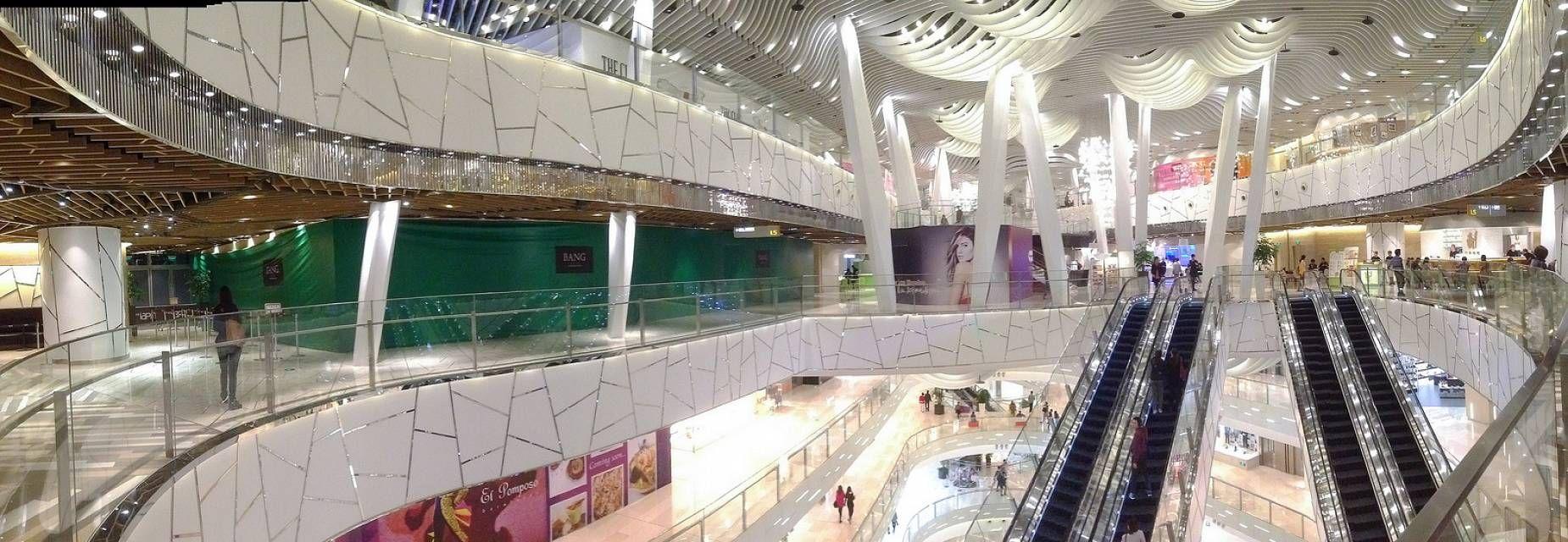 iapm mall shanghai google search arch shopping center