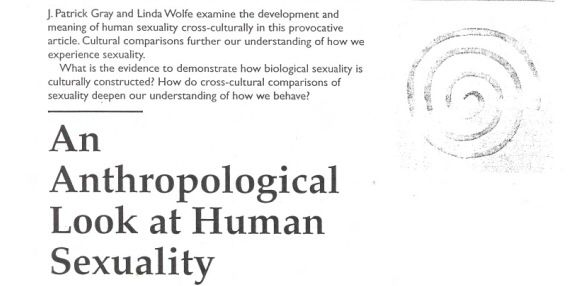 J Patrick Gray And Linda Wolfe Examine The Development And Meaning