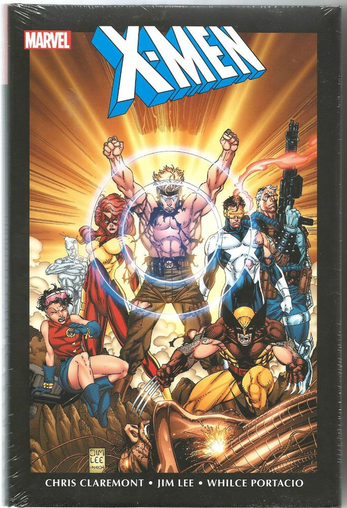 Marvel Omnibus X Men Di Chris Claremont E Jim Lee Vol 2 Ed Panini Comics Jim Lee Art Marvel Comics Art Comic Book Artwork