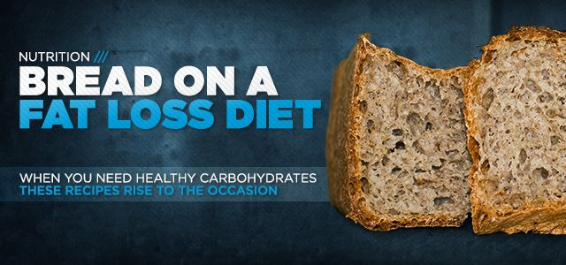 Bread On A Fat Loss Diet? Two Tasty, Healthy Recipes Can Make It Happen!   Health and fitness ...