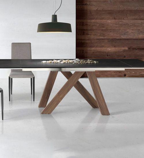 Mesa comedor extensible tree en 2019 | Salon | Table, Salons ...