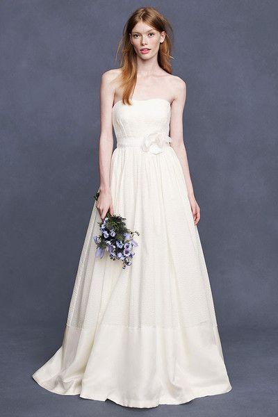 92654514ee J. Crew Corliss Wedding Gown