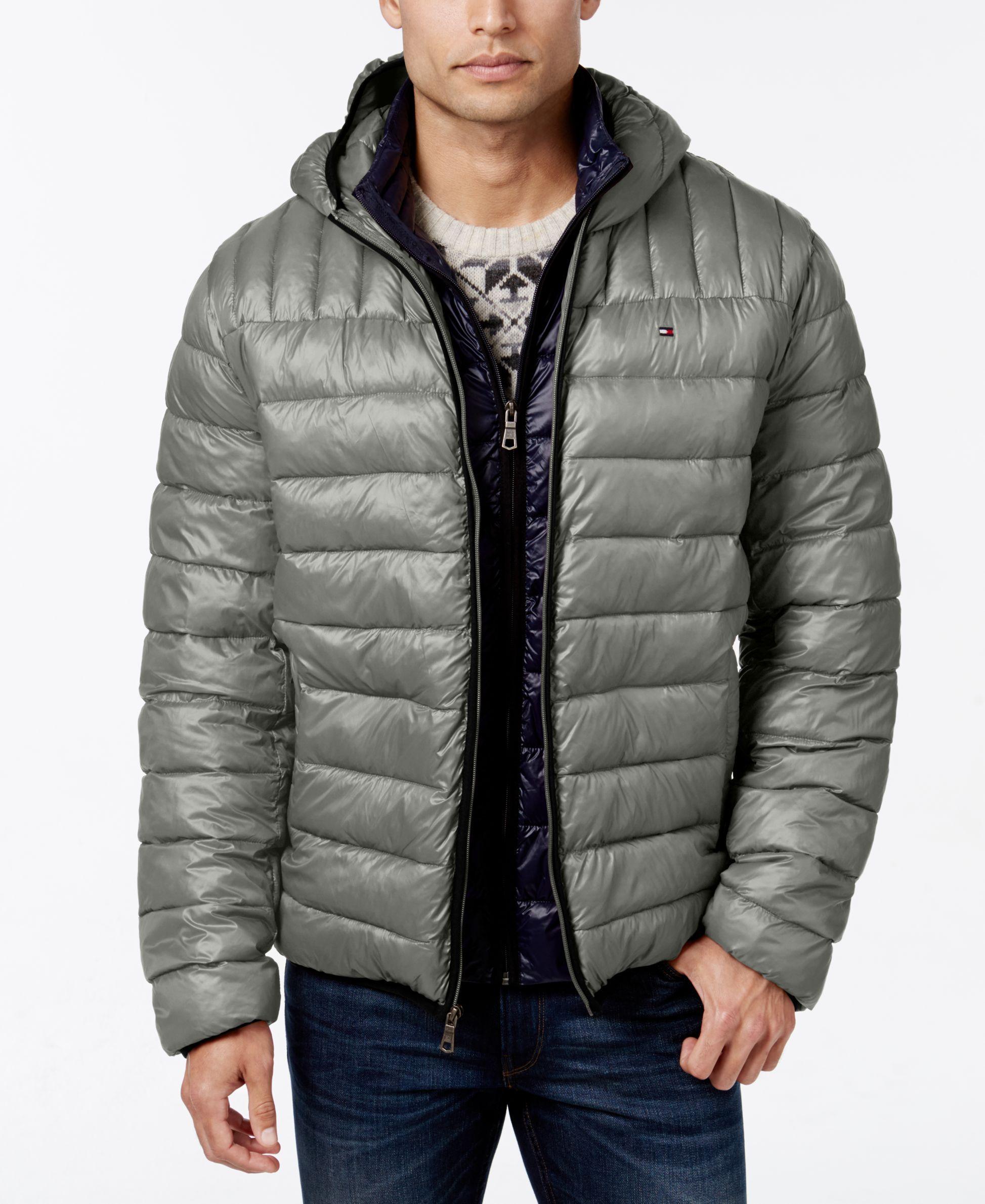 S Daunenjacke Herrenjacke Winterjacke Jacken & Mäntel FOX Rage Puffa Shield Jacket Gr