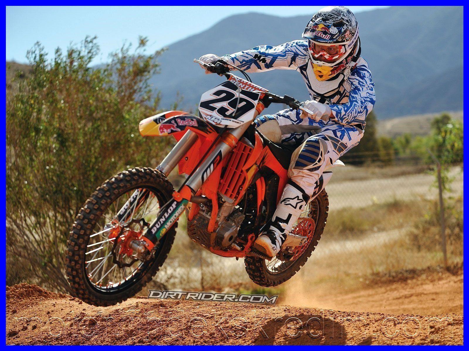Crossmotor Ktm Motocross Motocross Ktm