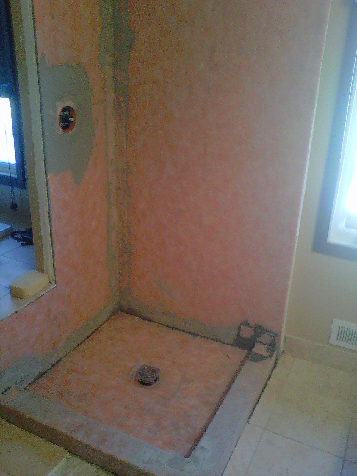 Schluter Shower Systems | Honey-Doers.com Work | Pinterest ...