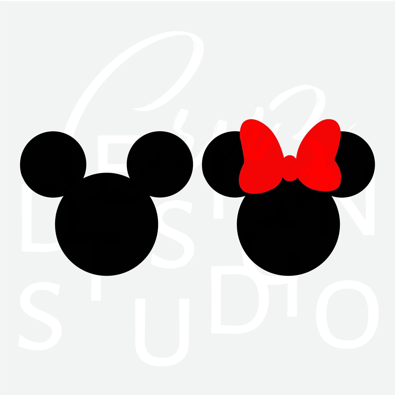 Pin by Alex Cruz on SVG | Minnie mouse silhouette, Disney