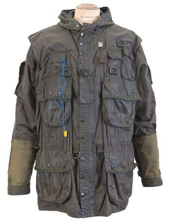 dc3fec1a0a725a Barbour Durham customized for the Falklands War | FOR MR.Me in 2019 ...