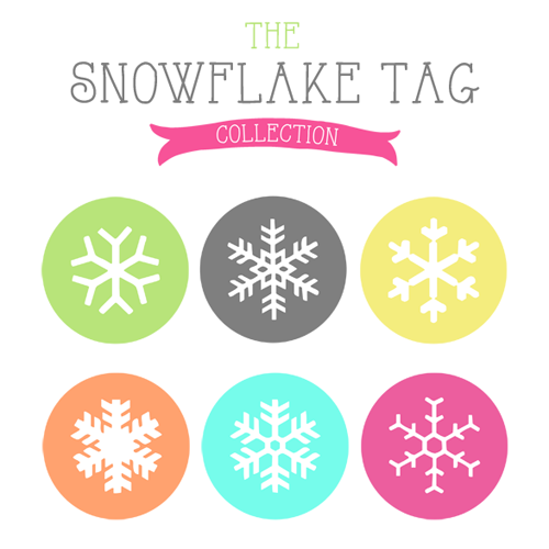 Free printable snowflake gift tags free printable gift and free free printable snowflake gift tags are waiting for you at the cottage market right now negle Images