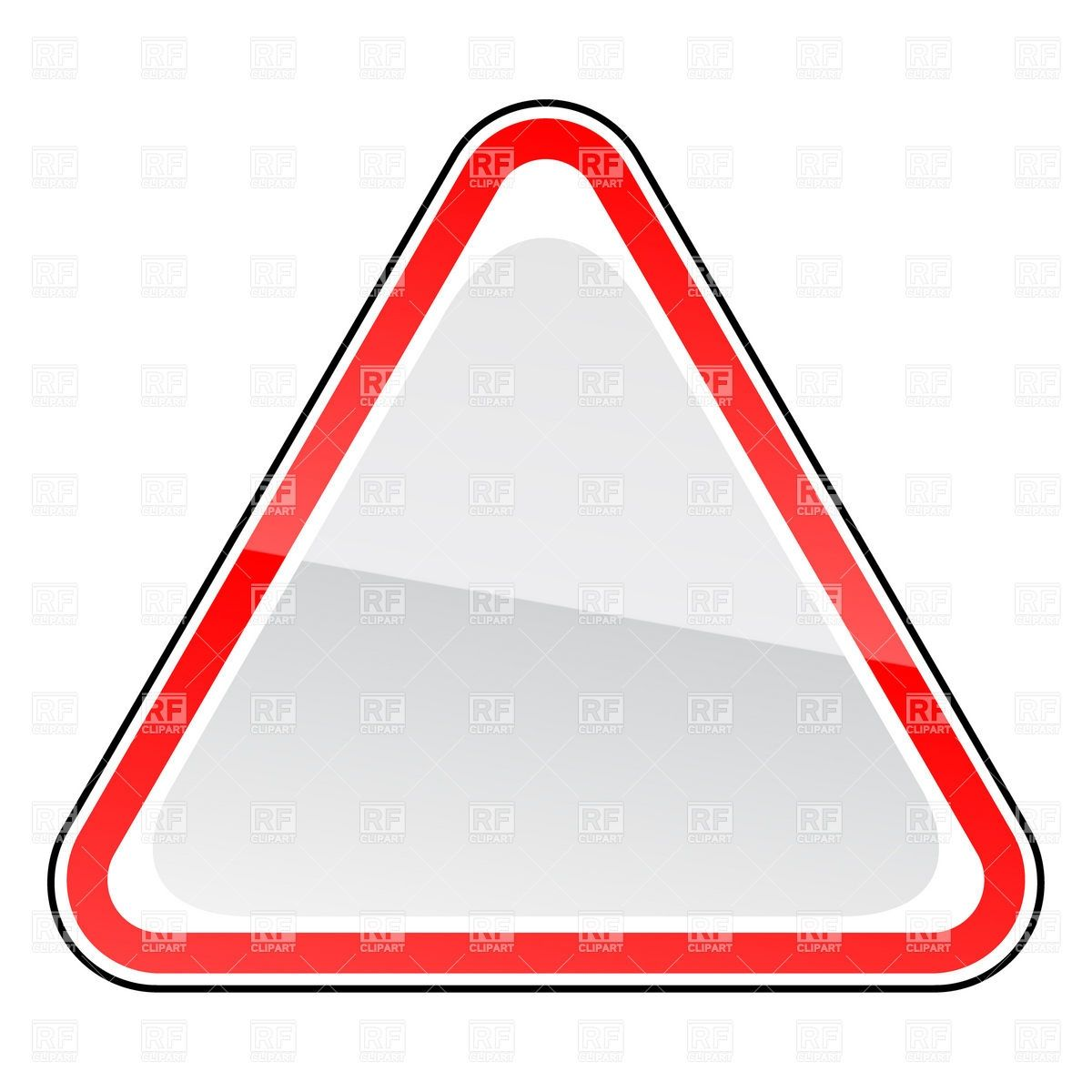 Blank Road Sign Clipart Free Clip Art Road Signs White Background Images