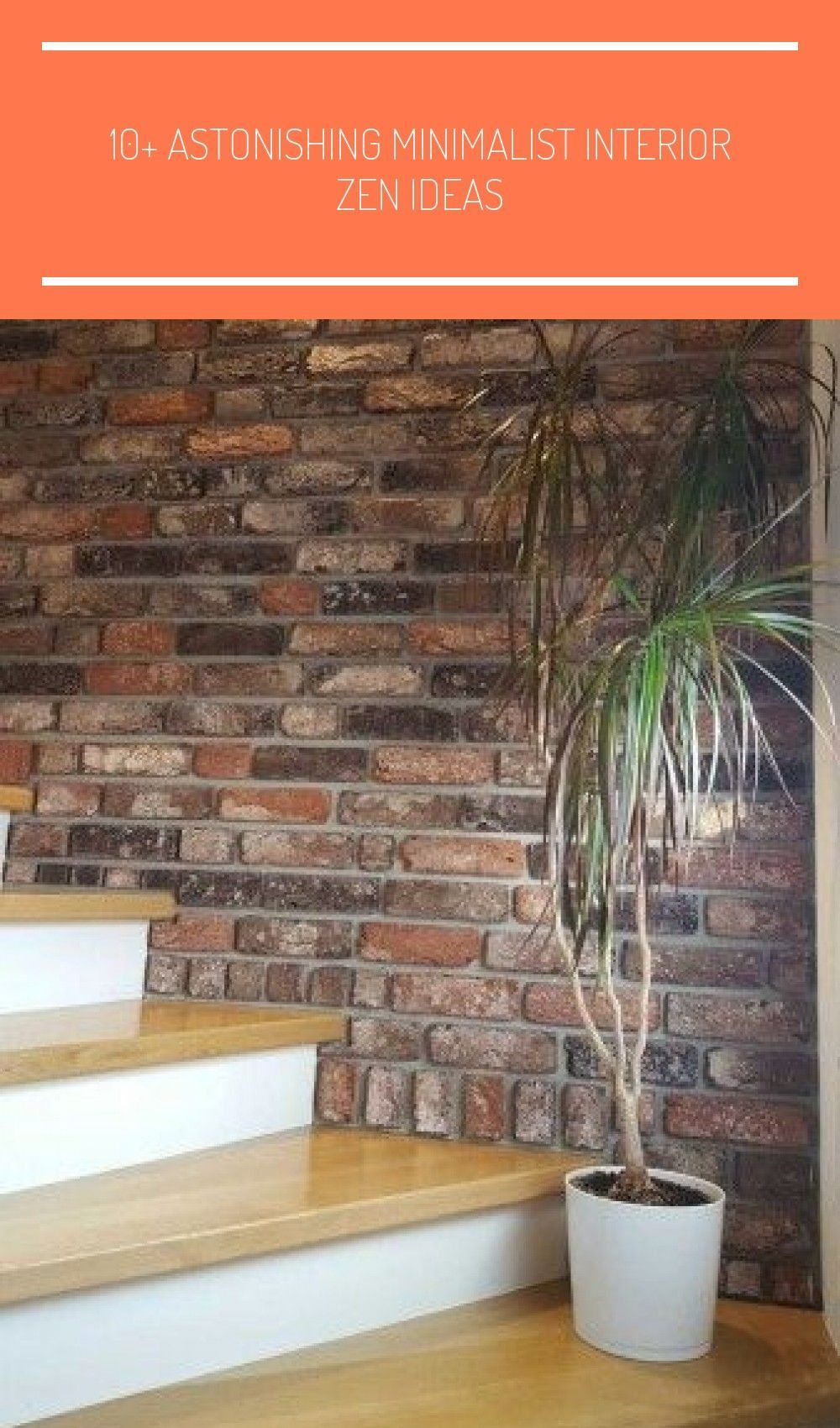 Brick slips for an old brick wall or stone wall inside or outside, …  – Pultdach Anbau
