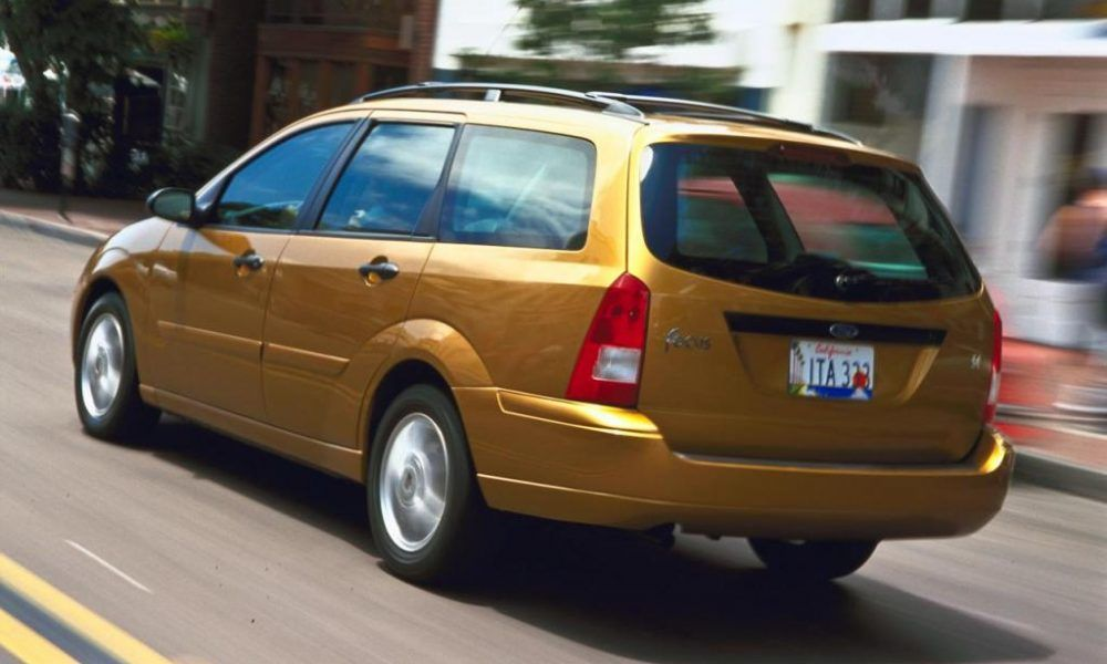 2001 Ford Focus Wagon Reviews And Price Ford Focus Ford Focus Wagon Ford