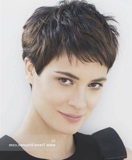 Hairstyles Short Brown Short Hair Hairstyles Short Brown 2017