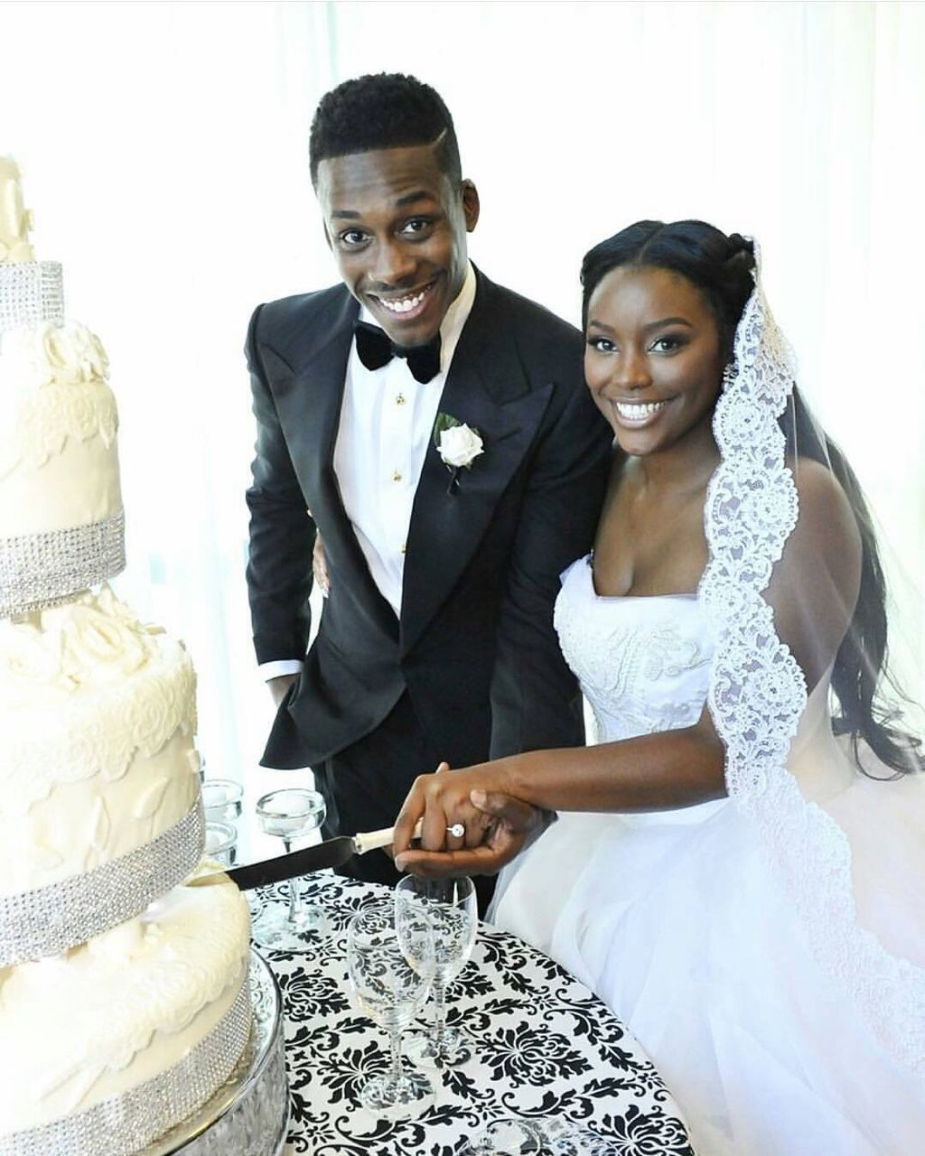 Image result for black wedding couples