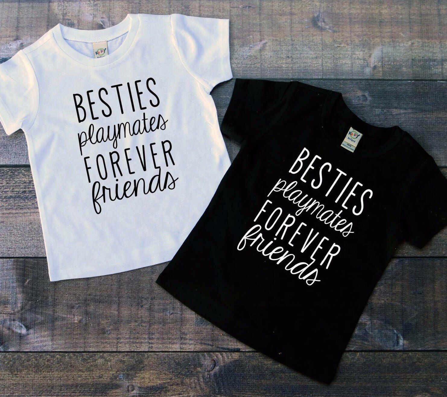 cf7e7b6cb18 Bestie shirt - best friend shirt - shirts for toddler girls - shirts for  girls -