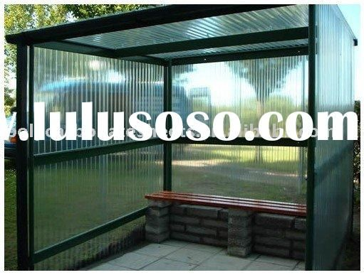 Best Use Of Corrugated Plastic For Daylight Roof Panels 400 x 300