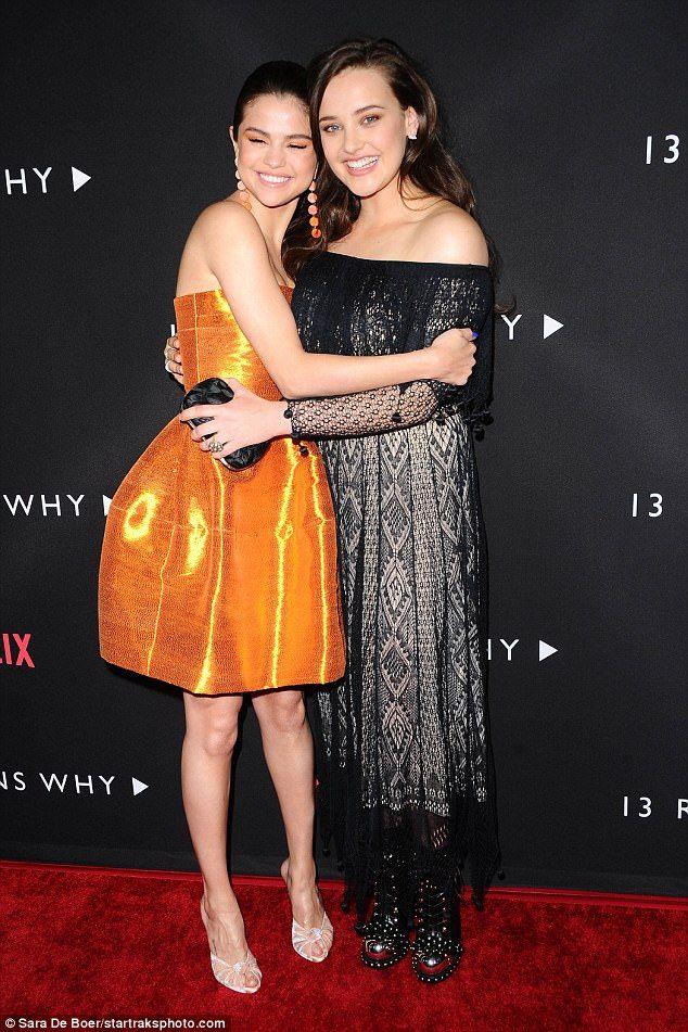 39057e4098c5f Selena Gomez attends 13 Reasons Why premiere | ❤GorgeousSelenaGomez ...