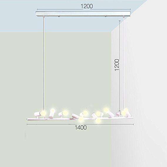 LXSEHN LED Moderne Minimalistische Schmiedeeisen Vogel Kronleuchter