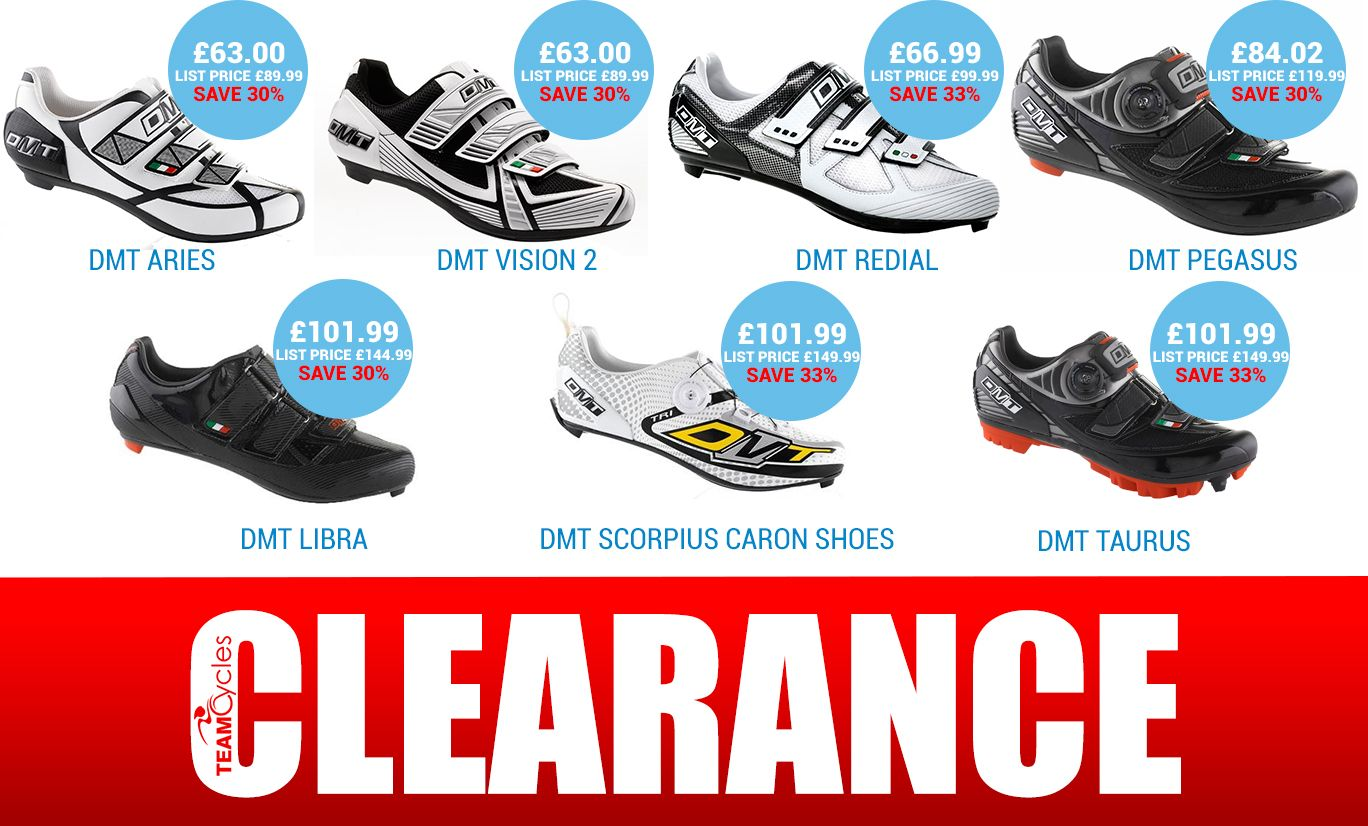 Dmt Libra Last Remaining Sizes The Dmt High End Cycling Shoes Available