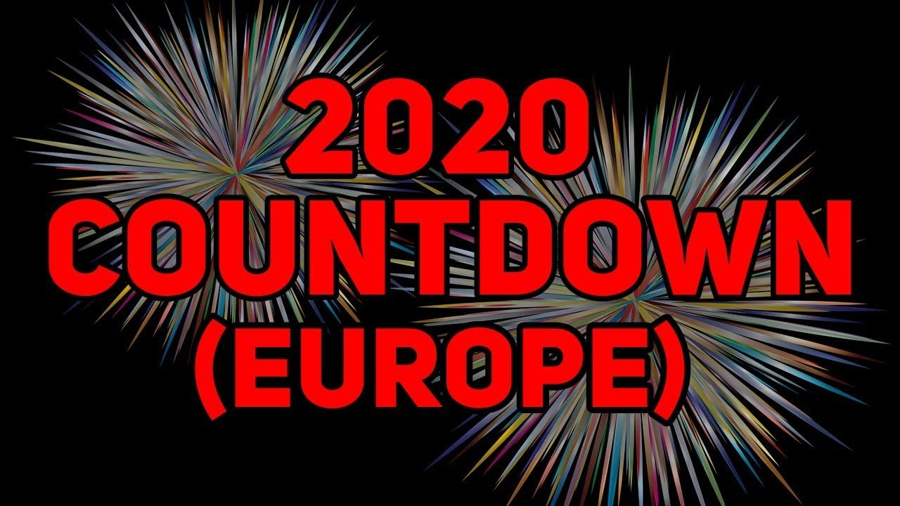 NEW YEAR 2020 COUNTDOWN LIVE EUROPE Querbeet