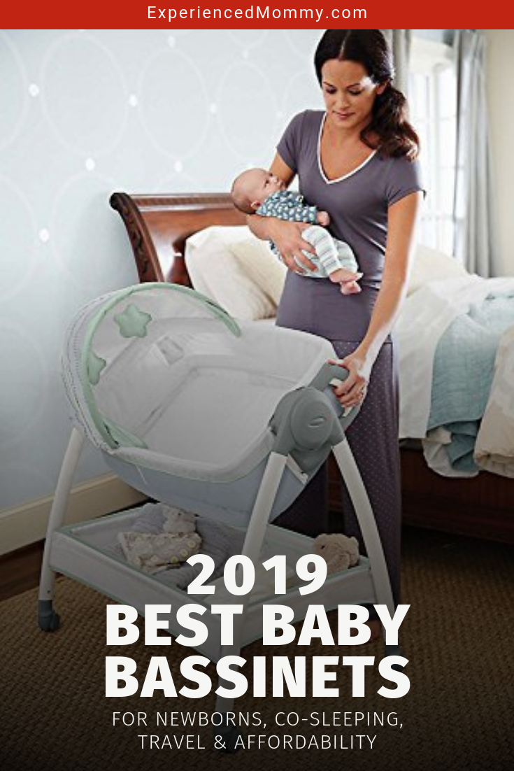 Newborn Bassinet Best Best Baby Bassinets 2019 For Newborns Co Sleeping Travel
