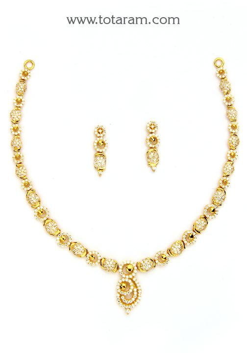 indian gold necklaces jewelers cz to totaram earrings jewellery store pendants with like pin chains necklace diamond online jewelry set and buy