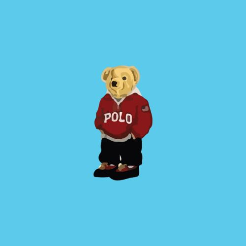 Ralph Lauren Polo Bear Svg Vector Now Avalible For Download On The