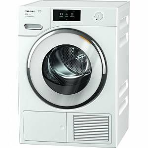 Buy Miele TWR860 WP T1 White Condenser Dryer with Heat Pump Technology (TWR860WPT1) | Marks Electrical